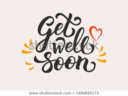 Get Well Soon Poster Vintage Get Well Soon Illustration Download Free Vectors