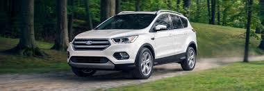 2019 Ford Escape Exterior Color Options