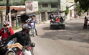 Haitian President Moise ...
