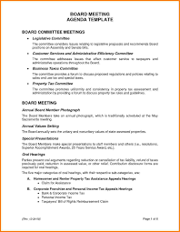 Board Meeting Agenda Samples 24 Board Meeting Agenda Card Authorization 24 6