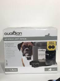 Guardian Wireless Pet Fence By Petsafe 8lbs