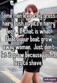 Big hairy bush for you
