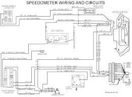 technical information speedometer wiring and ciruits 15kb