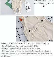 Set áo thun +yếm kaki cho bé trai. bé gái thời trang trẻ em quần áo trẻ em  bebikids trong 2021 | Thời trang, Quần áo, Thời trang trẻ em