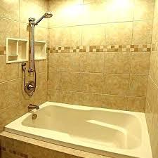 installing a bathtub shower combination acrylic tub shower combo bathtubs acrylic tub shower combination units acrylic