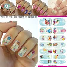 Aliexpress.com : Buy K5669/Water Transfer Nail Foil Sticker Art ...