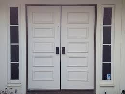 white double door. Old White Double S In Irvine CA Home Todays Entry With Inspiration Ideas Door N