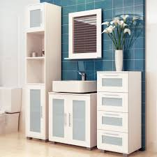 Amazonde Badezimmerschrank Badezimmer Kommode Badschrank Badregal