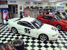 1995 Ford Mustang SVT Cobra R: Specs & Features - LMR