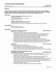 Attorney Resume Templates Regulatory Amazing Examples Writers
