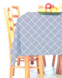 90 round vinyl flannel backed tablecloths