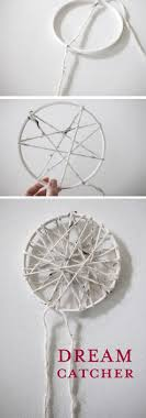 Dream Catcher Patterns Step By Step bright easy DIY dreamcatcher A Subtle Revelry 83