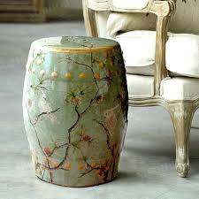 gold ceramic garden stool garden stool furniture interesting ceramic garden stool for outdoor furniture modern