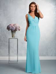 Alfred Angelo Colour Chart Alfred Angelo Bridesmaids Style A7404