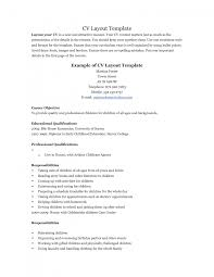 1st line support cv template best resume layout samples 2 good why this is an excellent resume