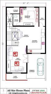 25 50 house plan 3bhk 25 50 house