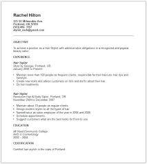 Wardrobe Stylist Resume Personal Wardrobe Stylist Resume Examples