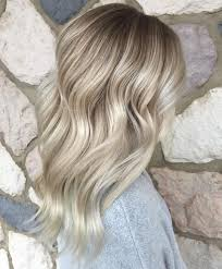 Blonde Balayage Beach Hair Blonde Highlights
