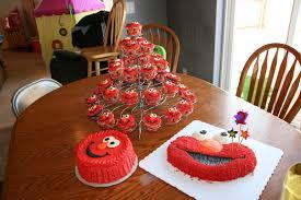 Cake Ideas Elmo Cake Pictures