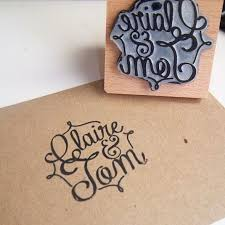 custom fabric stamp. Wonderful Custom Customized Ink Stamp Design Your Own Fabric With Rubber Stamps Mollie Makes  Wedding In Custom I