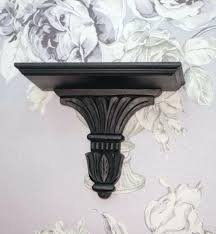 wall sconces shelves pair of black wooden wall sconce shelves by mirror decorative wall sconces shelves wall sconces shelves