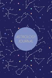 Natal Chart Cal Astrology Journal A Blank Notebook Organizer For The