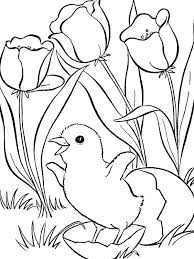 Free Printable Spring Coloring Pages Car Coloring Pages Spring Time