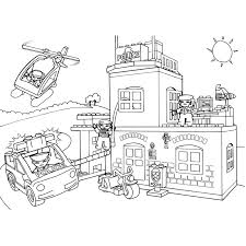 Nieuw Kleurplaat Lego City Politie Krijg Duizenden Kleurenfotos