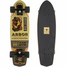 arbor pocket rocket cruiser skateboards