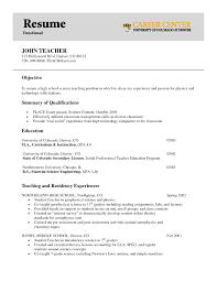 Fantastic Resume Math Teacher Examples Gallery Resume Experienced