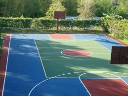 outdoor basketball court surfaces astonish flooring rubber home interior 29