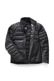 mens lightweight down jackets canada goose hybridge perren jacket black the photo sam