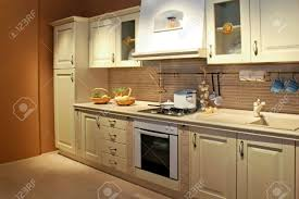 Beige Kitchen vintage style kitchen interior in beige color stock photo picture 5090 by guidejewelry.us