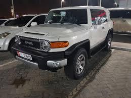 Toyota FJ Cruiser 2015 GCC Spec Price 105000 dhs – Kargal - UAE