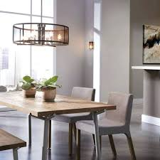 chandeliers dining table chandelier how far above should hang and with two medium size of