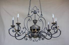 1360 8 hand forged wrought iron browse by style chandelier tuscan chandelier image