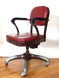 industrial office chairs.  Chairs Industrial Office Chair Red Vintage Posture Air Flow By  Decor Global   On Industrial Office Chairs