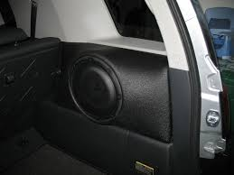 fj cruiser audio linexed box install toyota fj cruiser forum i got the box installed and a new jl 250 amp heres the pics and i love the sound difference