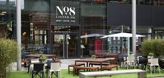 Friday night event: No.8 Lister Sq.