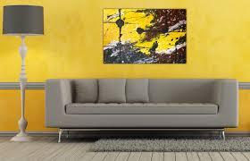 Yellow Walls Living Room Interior Decor Decorating Walls In Small Living Room Interior Design Ideas For
