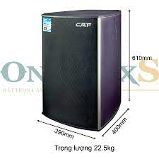 Loa CAF CC-12 |Loa toàn dải karaoke nên thử ít nhất 1 lần