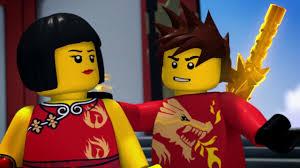 Der Aufstieg der Schlangen – S1 E1   LEGO NINJAGO
