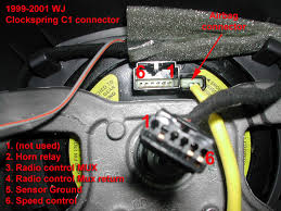 jeep grand cherokee wj steering wheels and buttons wj steering wheel switches