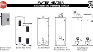 rheem water heater wiring diagrams wiring diagram and schematic water heater thermostat wiring diagram diagrams and