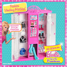 Barbie Vending Machine Best Barbie On Twitter If You Had A Glamtastic Fashion Vending Machine