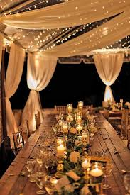 diy lighting for wedding. 18 Beautiful Ways To Use Candles At Your Wedding ❤ See More: Http://www.weddingforward.com/wedding-ideas-with-candles/ #weddings #decorations Diy Lighting For