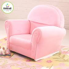 chair kits. childs rocking chair velour personalized kids toddler kits