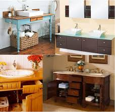 Convert An Old Dresser Into a Fabulous Bathroom Vanity : HomeJelly