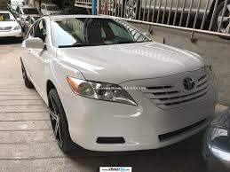 toyota camry 2007 white. camry le 2007 white yellow interior new arrival toyota camry white h