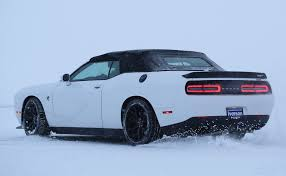 2015 dodge challenger convertible. Delighful 2015 Worldu0027s First Dodge Challenger Hellcat Convertible Costs 139000 WVideo   Carscoops For 2015 L
